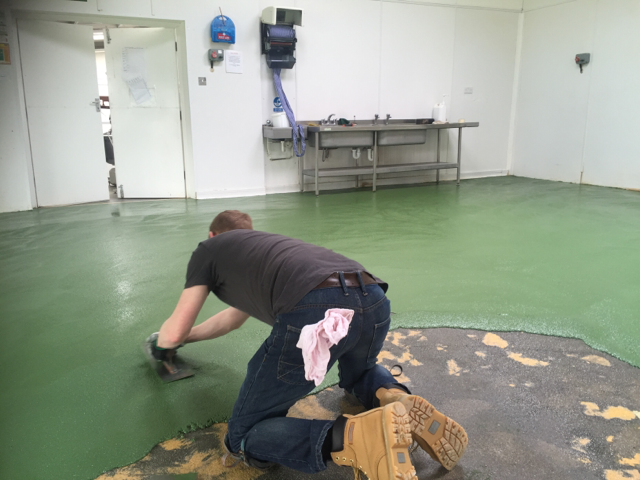 Manufacturing Industry News | Food Grade Resin Flooring