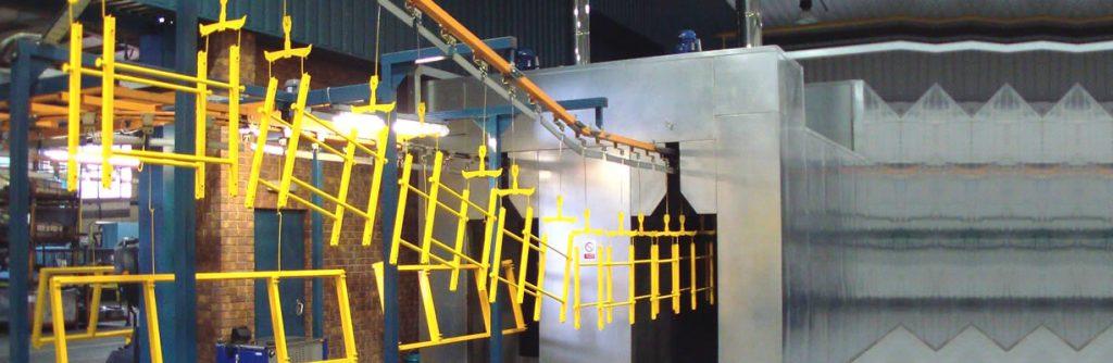 Overhead Conveyor Systems Report – World Trends