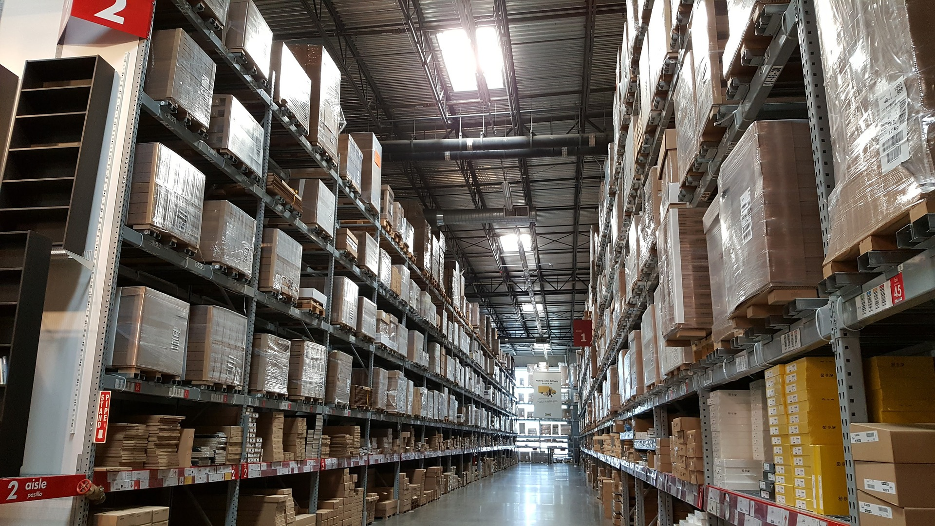 Warehouse Flooring Contractor – a good grounding for the future