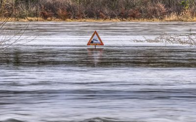 Warning issued for surface water flooding dangers