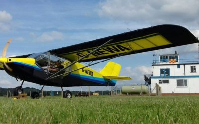 Indestructible Paint's School Support Takes to the Skies