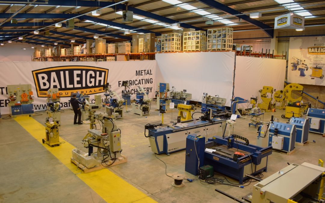Metal Forming Machines at Baileigh Industrial