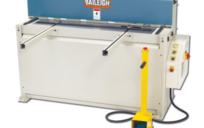 Metal Guillotines at Baileigh Industrial