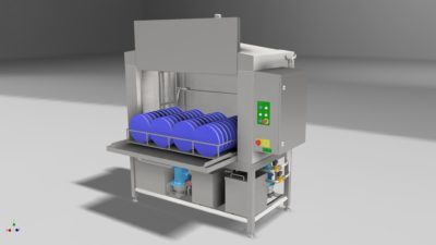 Industrial cleaning systems | IWM to showcase new ranges of hygiene equipment