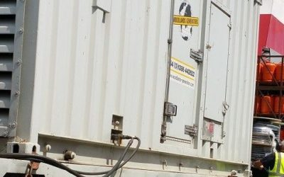Generators for hire | Temporary power to rent at Woodlands Generators
