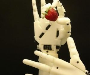 Systems 3D Printing Service Helps Build Robot