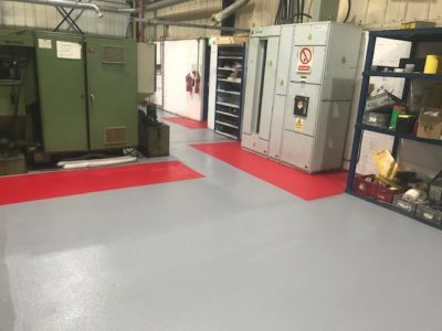 Workshop Flooring Solutions | The Bigger the Better