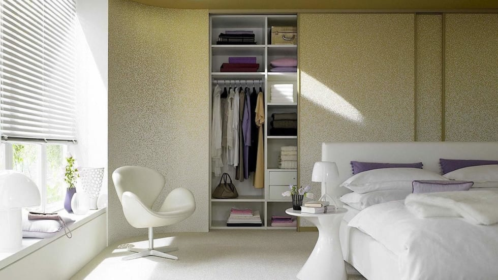 Looking For a Sliding Door Built In Wardrobe? Bespoke Bedroom Furniture Benefits