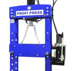 30 Ton Hydraulic Press | How Does It Work?