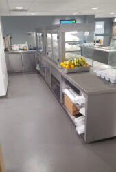 It's hot in the kitchen! | Commercial Kitchen Flooring