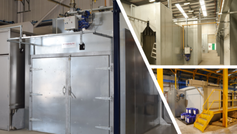 Industrial Drying Oven Solutions at td finishing