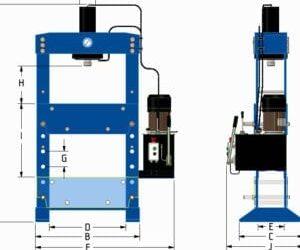 Manual Hydraulic Press | The Basics