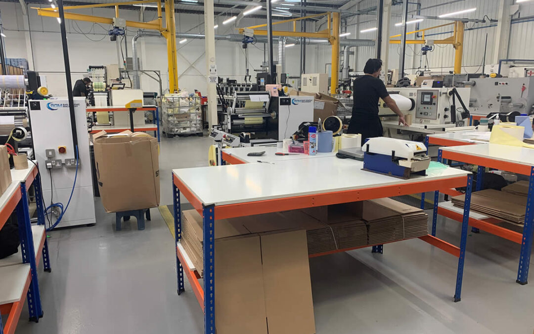 Stop the Press! PSC Flooring Ensures Production Facilities are Safe and Functional