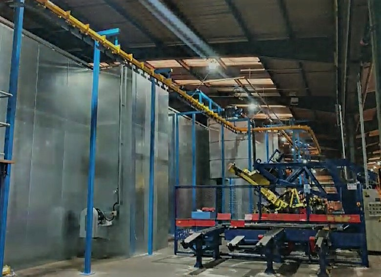 Phase 2 Completed At UK's Leading Racking System Manufacturer