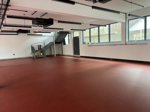 Levelling Up – Cementitious Pump Screed