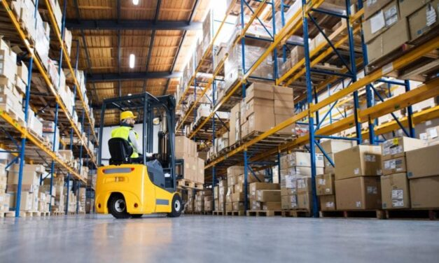 PSC Flooring Brings You Warehouse Epoxy Flooring